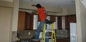 Mold Damage Restoration On Ceiling