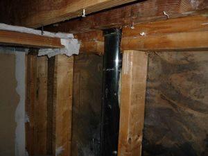 water damage edwards basement
