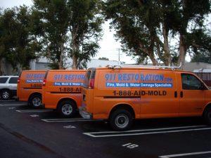 911 Restoration Vans