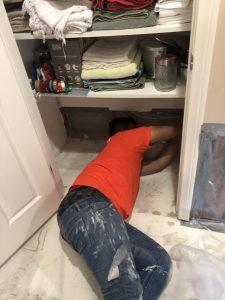 Repairing A Home Water Leak